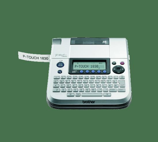 PT-1830 P-touch tape labelprinter