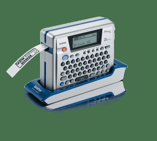 PT-18R P-touch tape labelprinter