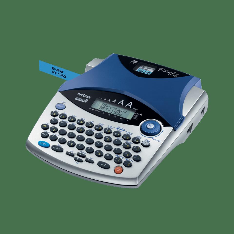 PT-1950 P-touch tape labelprinter