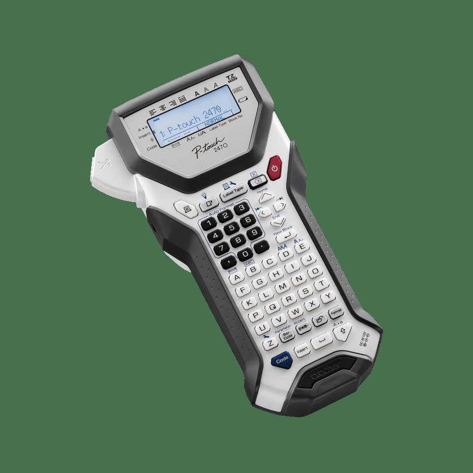 PT-2470 P-touch étiqueteuse à ruban 3