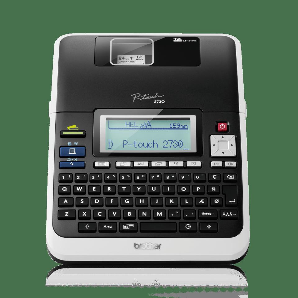PT-2730VP P-touch tape labelprinter 2