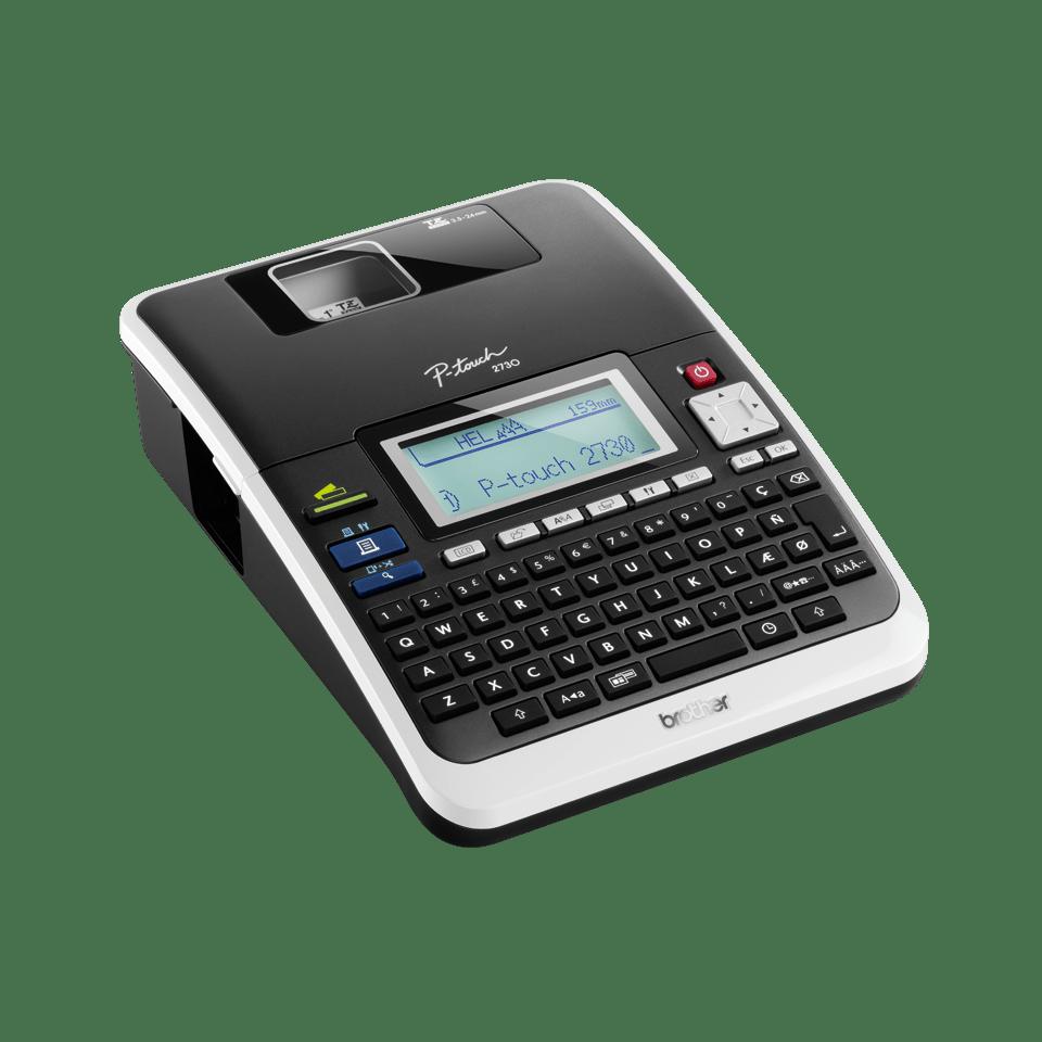 PT-2730VP P-touch tape labelprinter 3