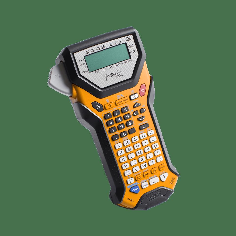 PT-7500VP P-touch étiqueteuse à ruban