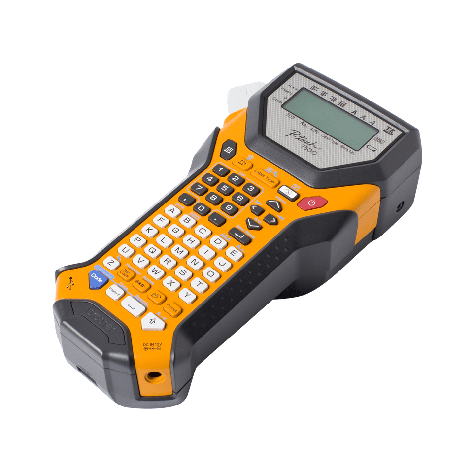 PT-7600VP P-touch tape labelprinter
