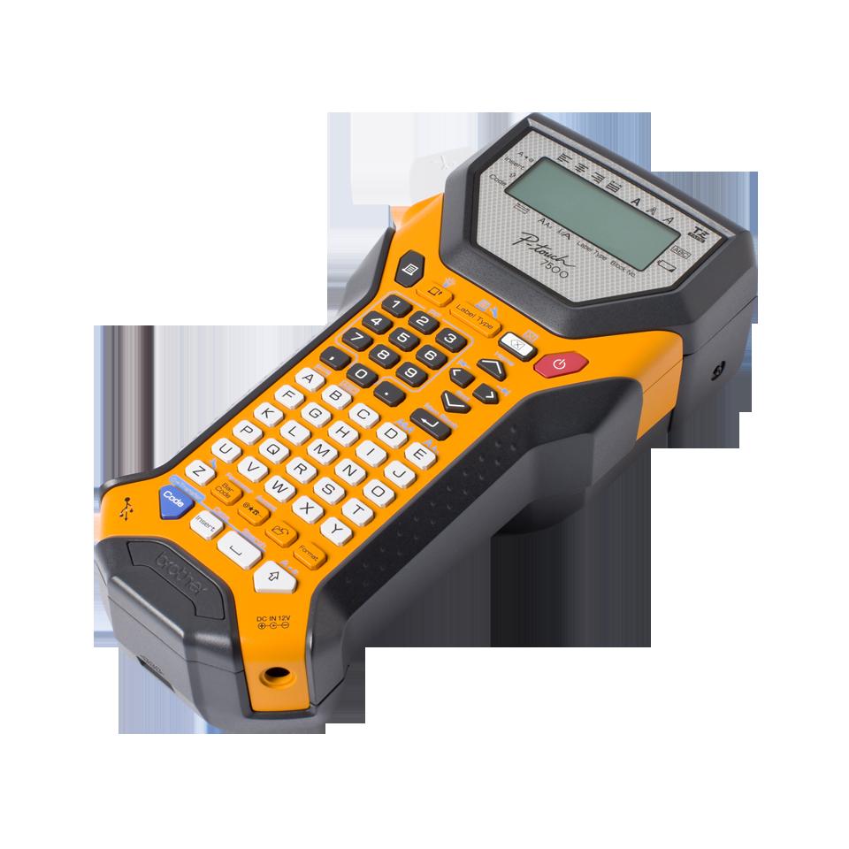 PT-7600VP P-touch étiqueteuse à ruban