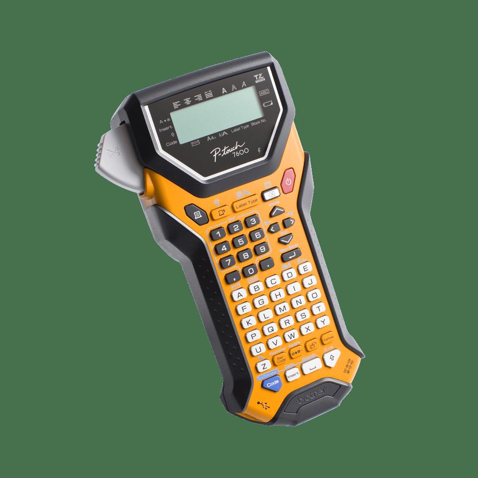 PT-7600VP P-touch étiqueteuse à ruban 2