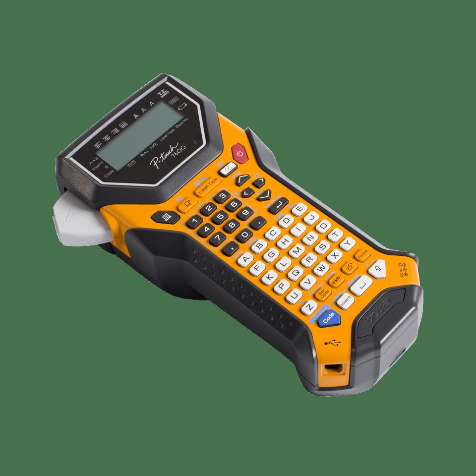 PT-7600VP P-touch étiqueteuse à ruban 3