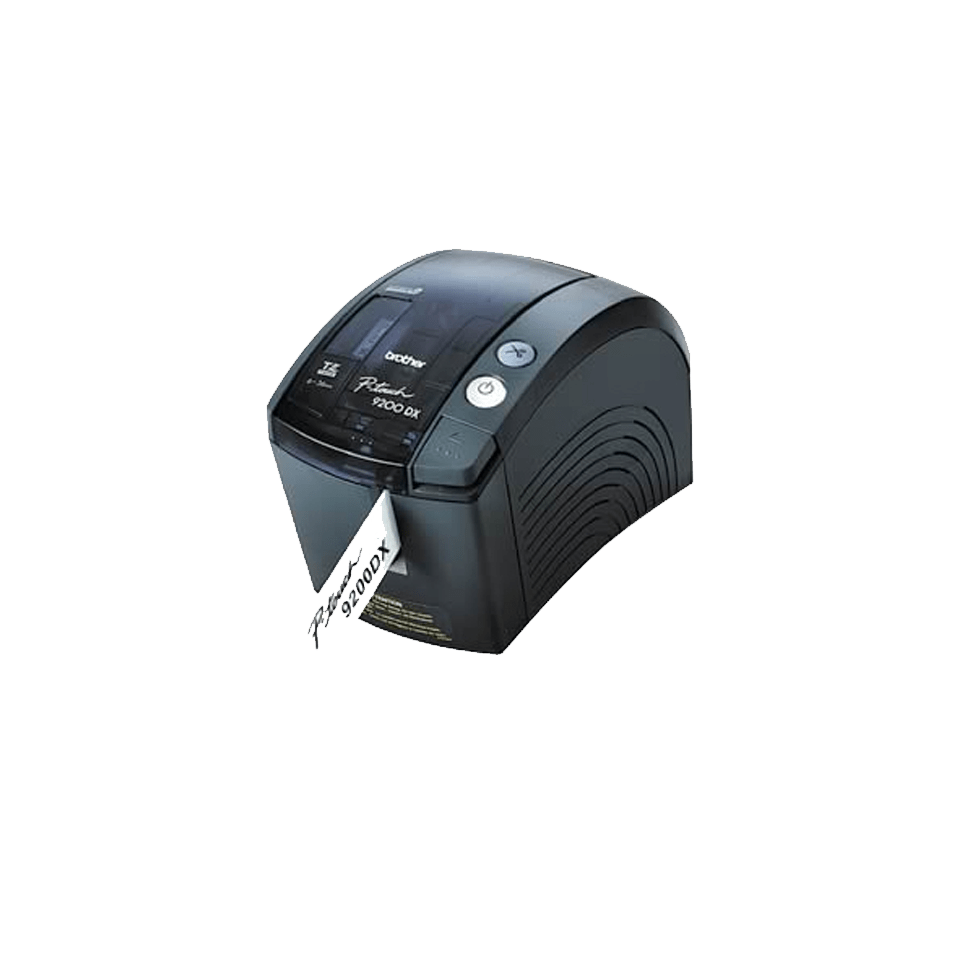 PT-9200DX P-touch tape labelprinter