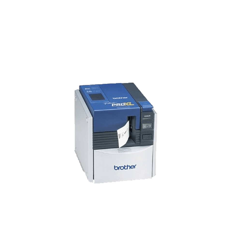 PT-9500PC P-touch tape labelprinter