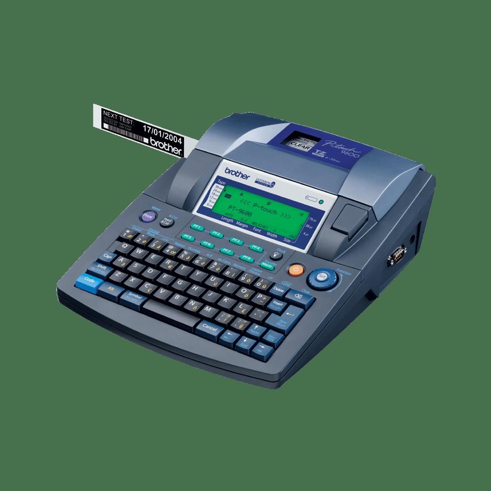PT-9600 P-touch tape labelprinter