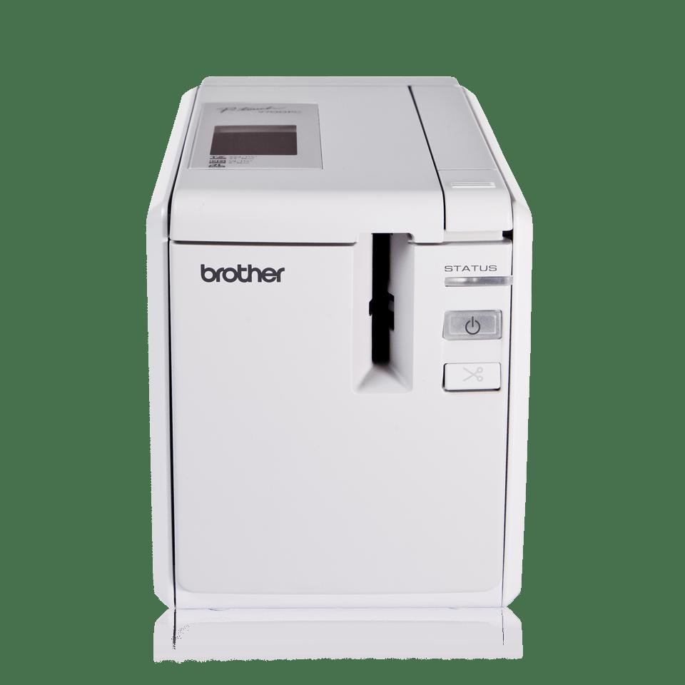 PT-9700PC P-touch tape labelprinter 2