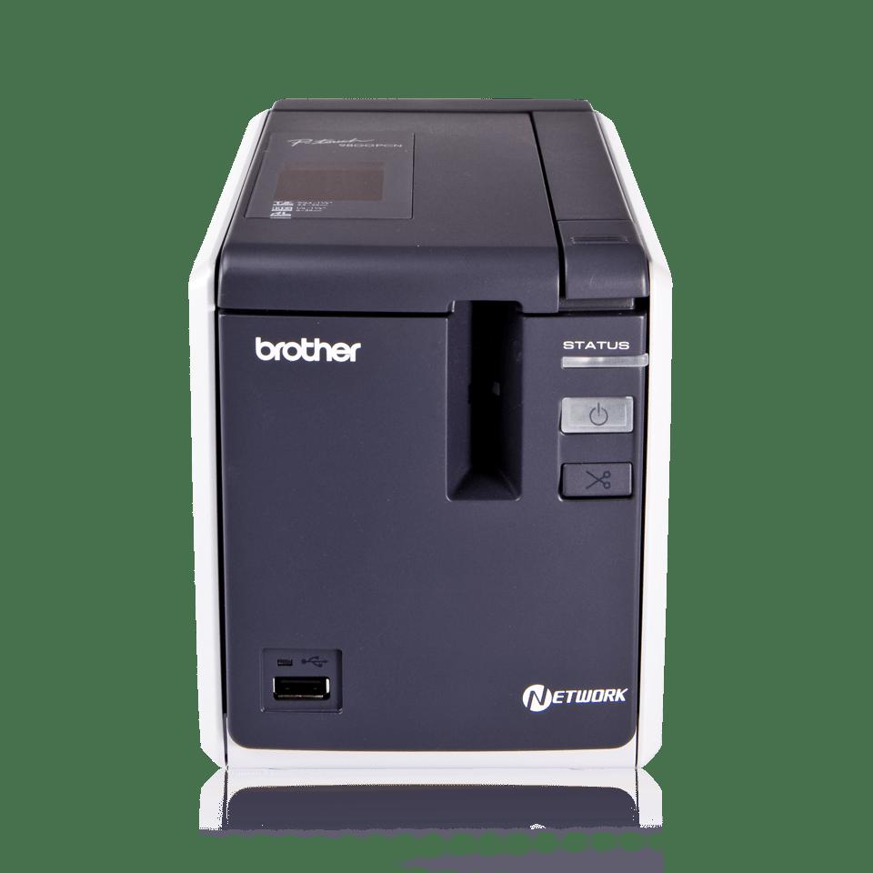 PT-9800PCN P-touch tape labelprinter 2
