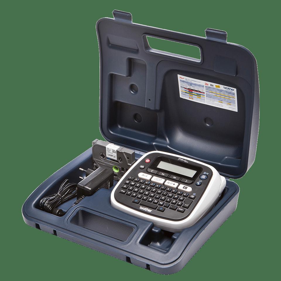 PT-D200BWVP P-touch tape labelprinter