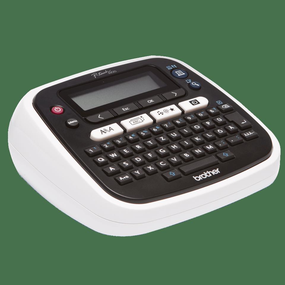 PT-D200VP P-touch étiqueteuse à ruban 3