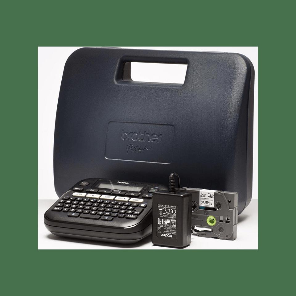PT-D210VP 12mm P-touch desktop labelprinter 5