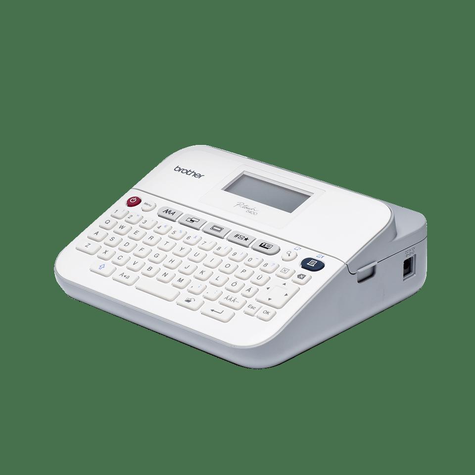 PT-D400 P-touch tape labelprinter