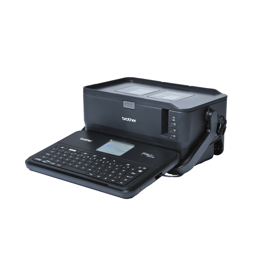PT-D800W 36mm P-touch desktop labelprinter 4