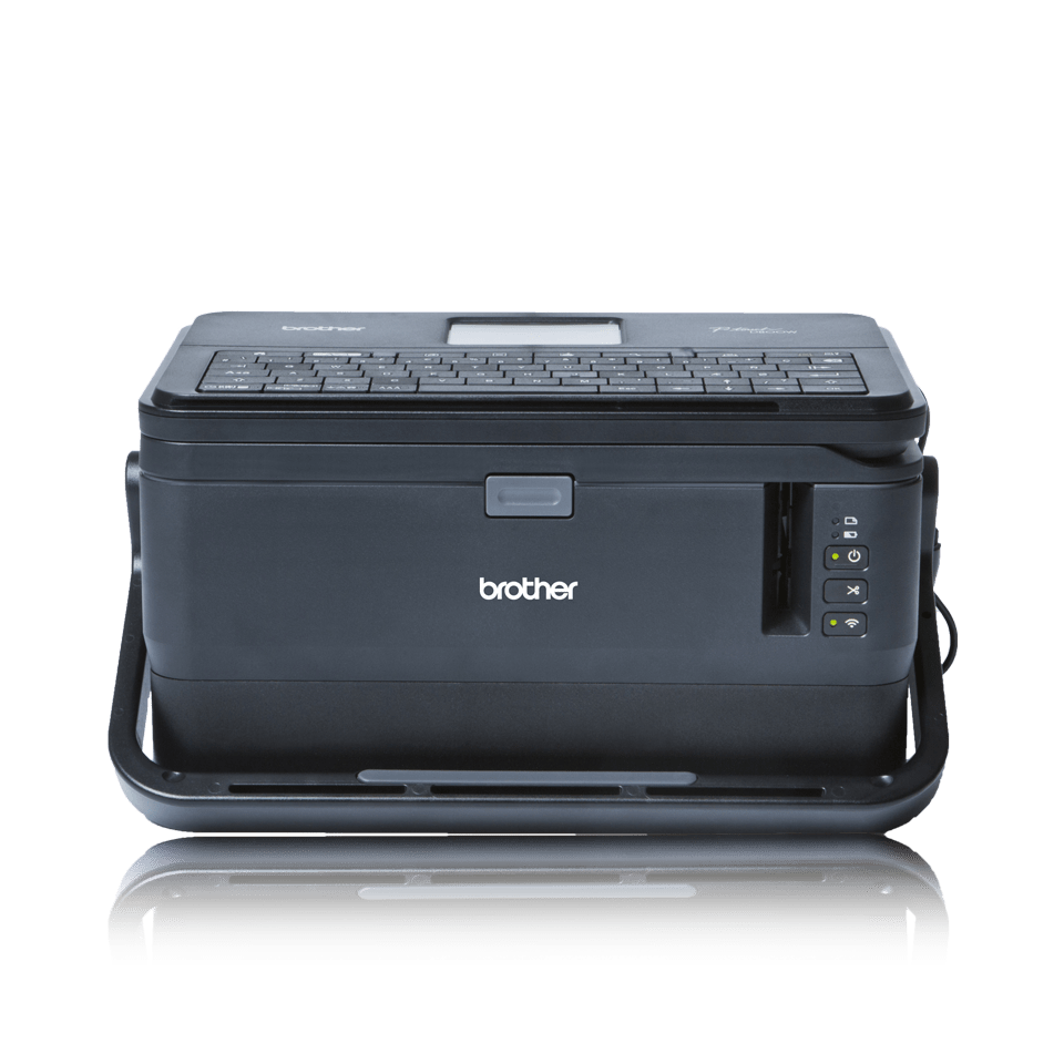 PT-D800W P-touch tape labelprinter