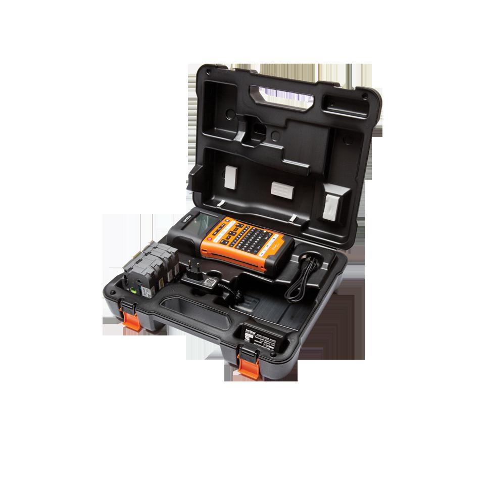 PTE550WSP draagbare labelprinter voor elektriciens met Wifi-aansluiting 3