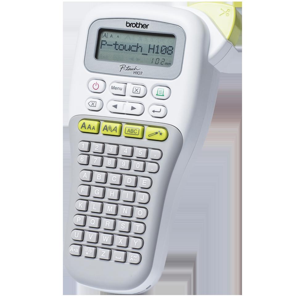 PT-H108 P-touch étiqueteuse à ruban