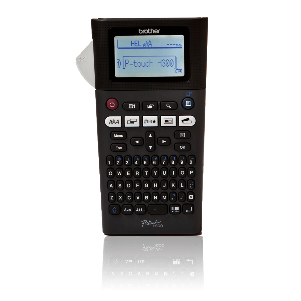 PT-H300 P-touch étiqueteuse à ruban