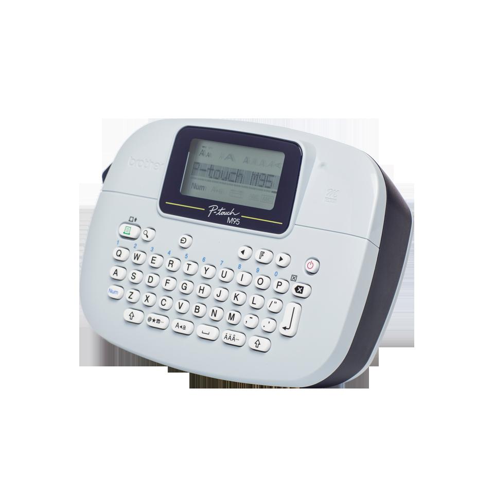PT-M95 imprimante d'étiquettes portable P-touch 12mm