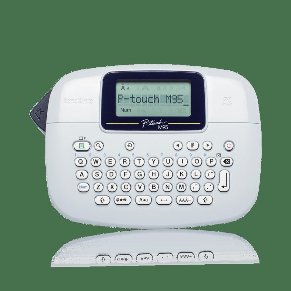 PT-M95 imprimante d'étiquettes portable P-touch 12mm 2