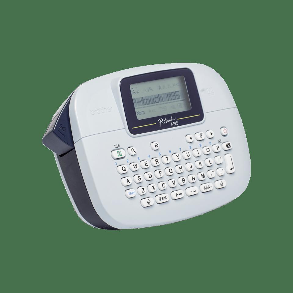 PT-M95 imprimante d'étiquettes portable P-touch 12mm 3