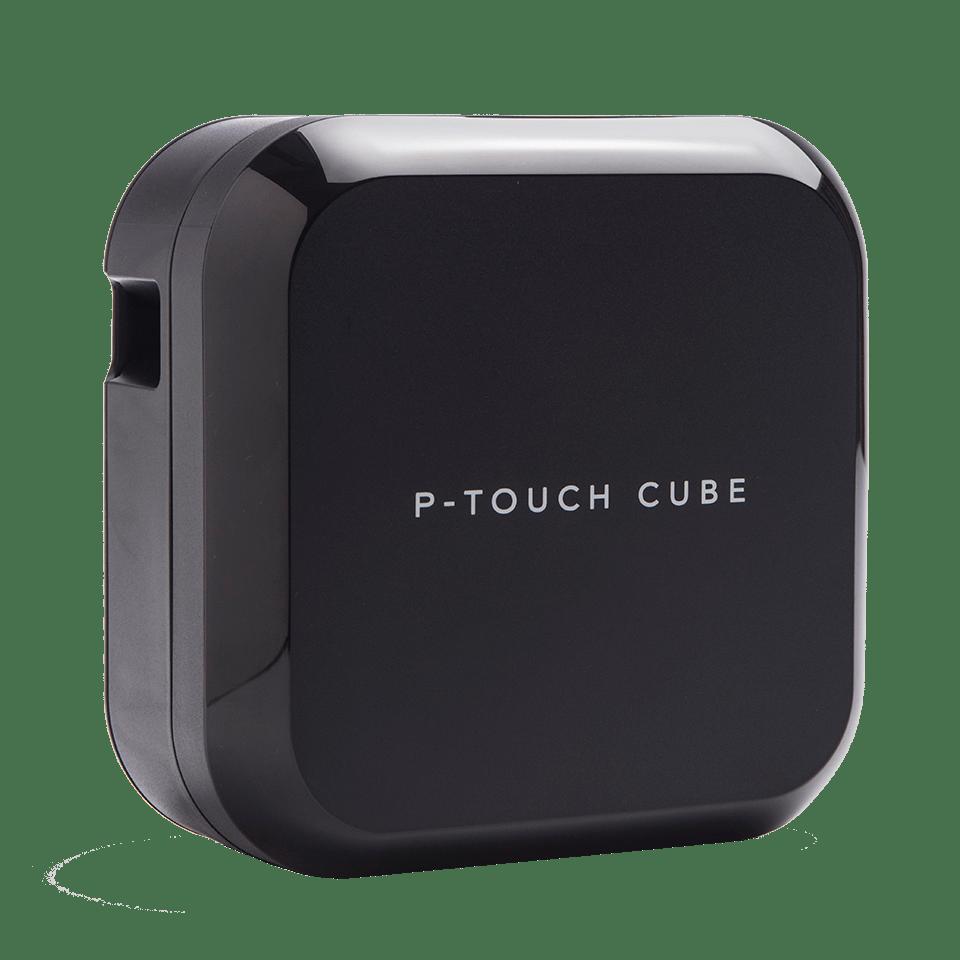 P-touch CUBE Plus étiqueteuse 24mm avec connectivité Bluetooth