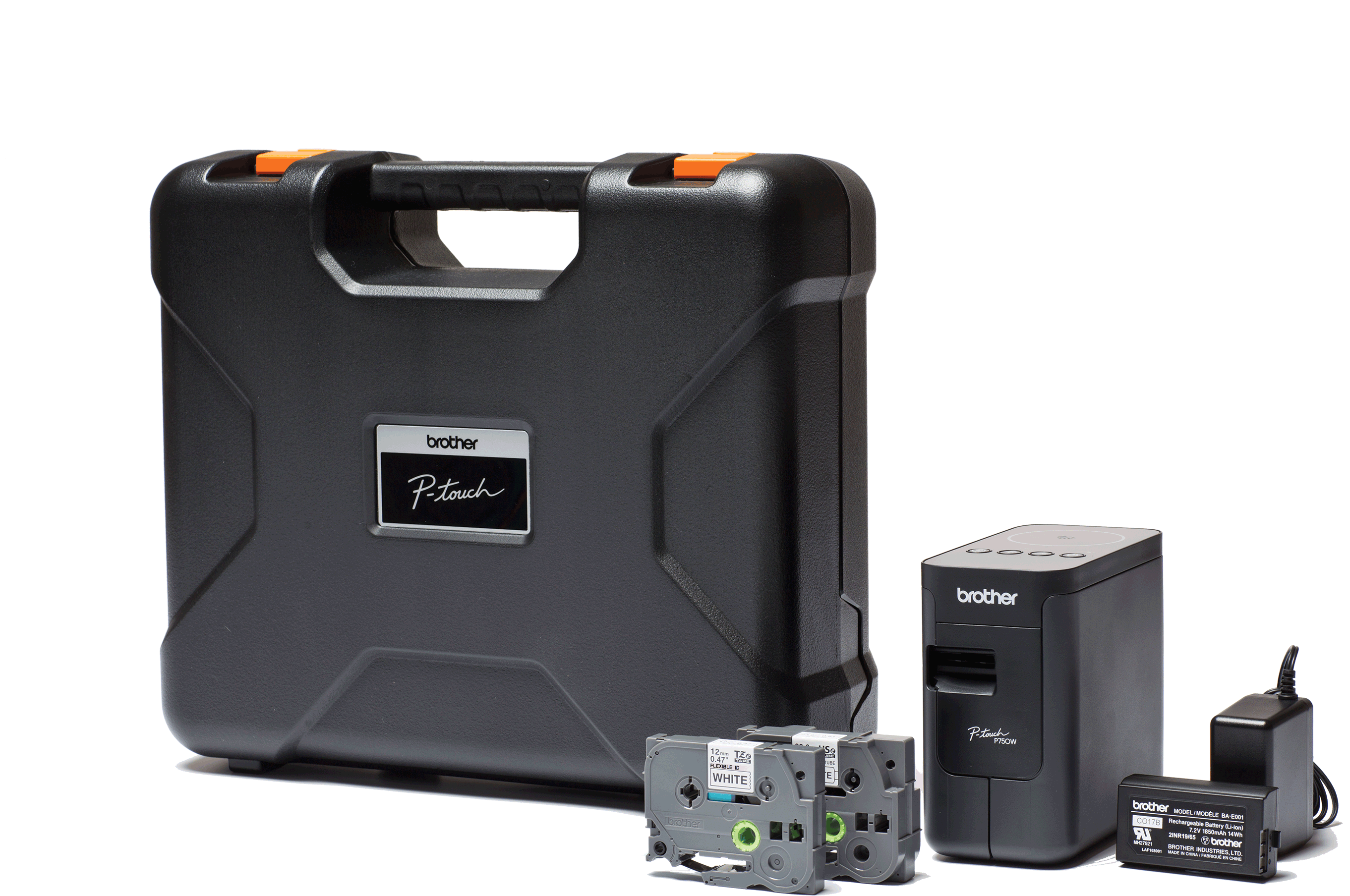 PT-P750TDI P-touch tape labelprinter 2