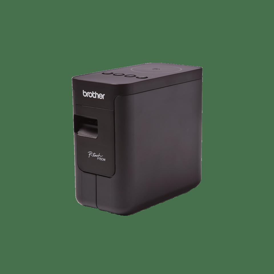 PT-P750W étiqueteuse P-touch 24mm connectable au PC / apps