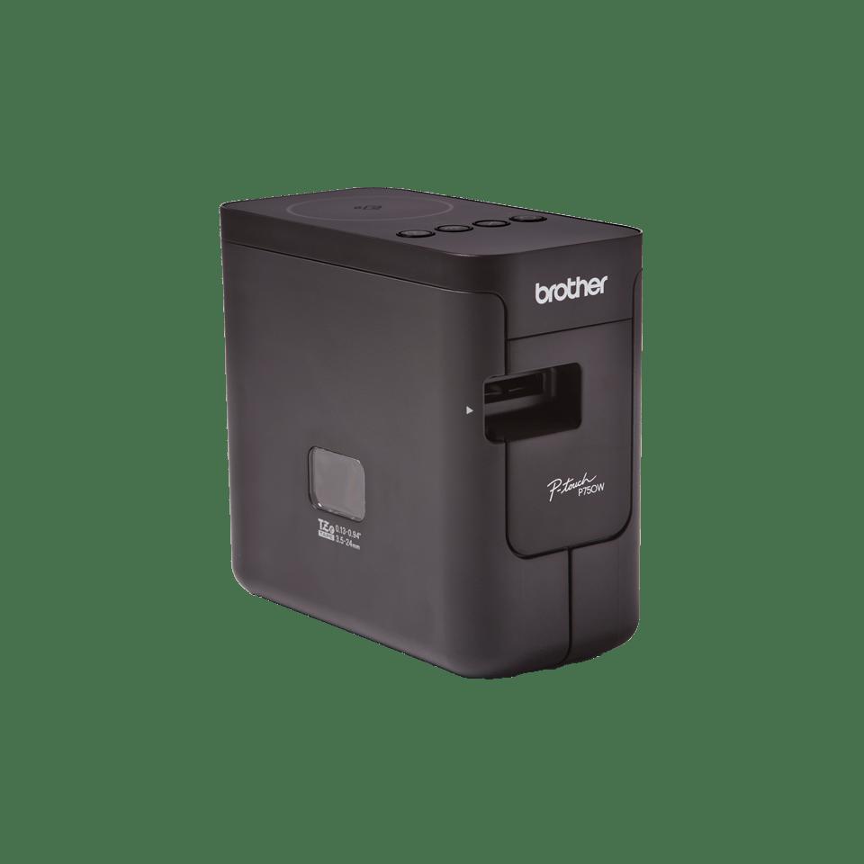PT-P750W étiqueteuse P-touch 24mm connectable au PC / apps 3