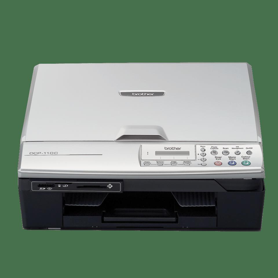 DCP-110C all-in-one inkjet printer