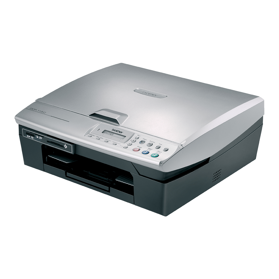DCP-115C all-in-one inkjet printer 2