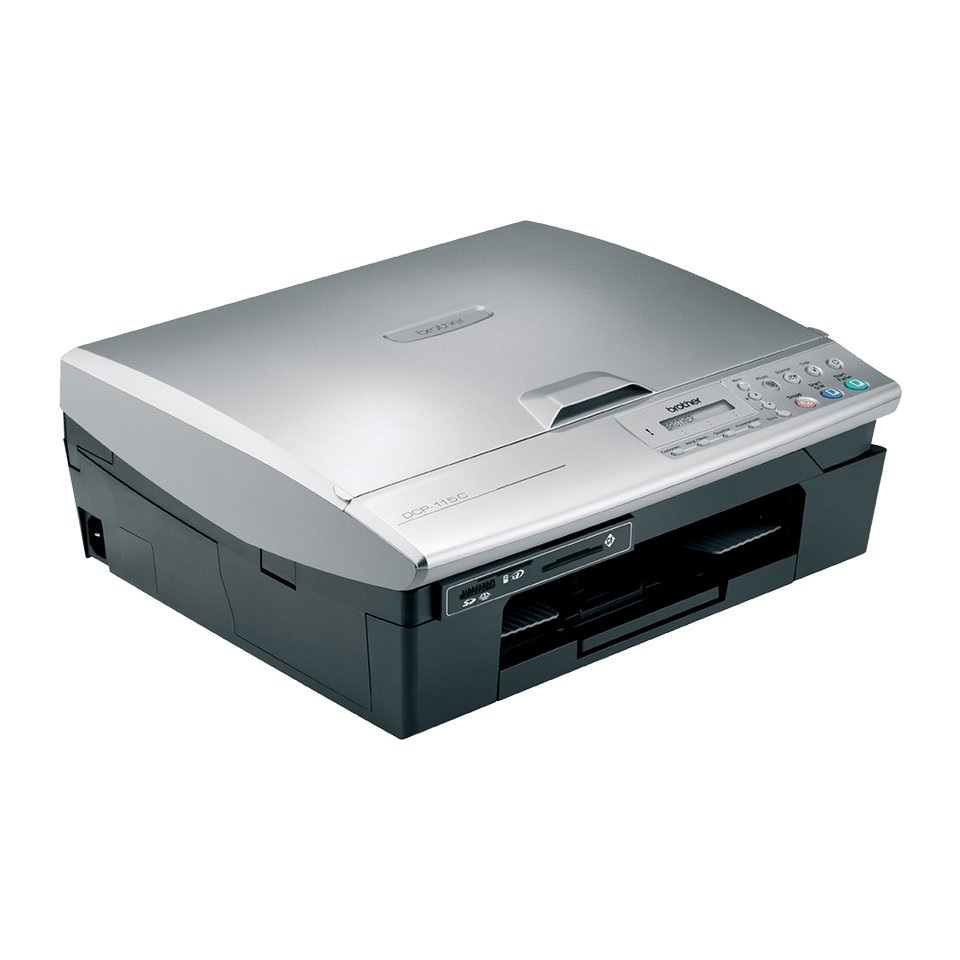 DCP-115C all-in-one inkjet printer 3