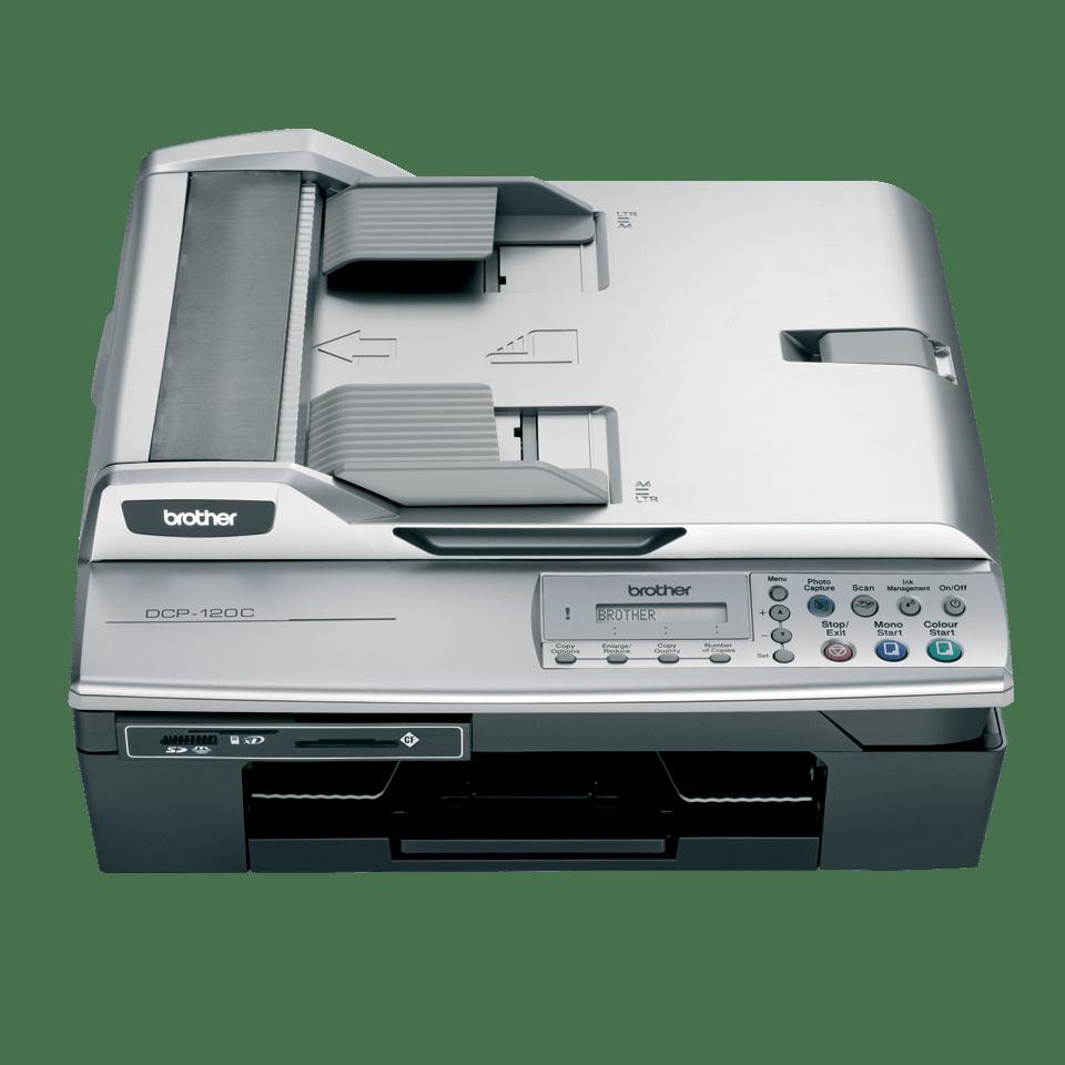 DCP-120C 3-in-1 inkjet printer