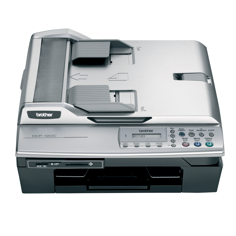 DCP-120C 3-in-1 inkjet printer