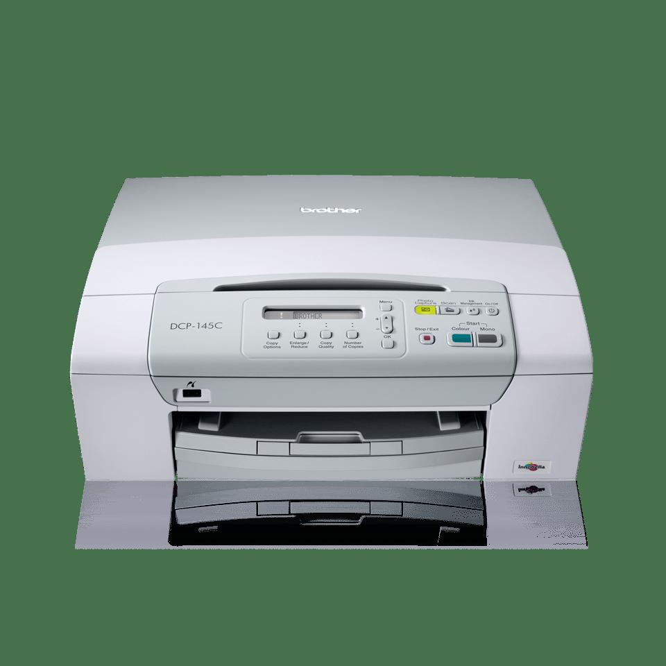 DCP-145C 3-in-1 inkjet printer