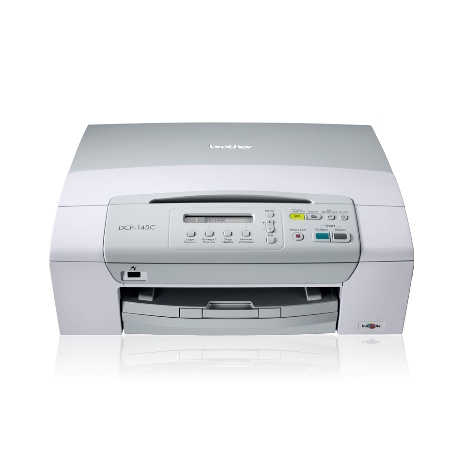 DCP-145C 3-in-1 inkjet printer