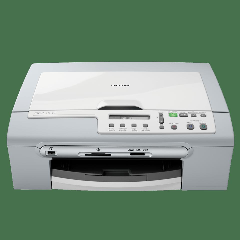 DCP-150C 3-in-1 inkjet printer