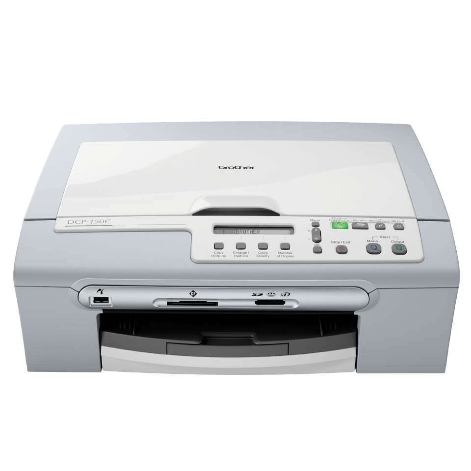 DCP-150C 3-in-1 inkjet printer