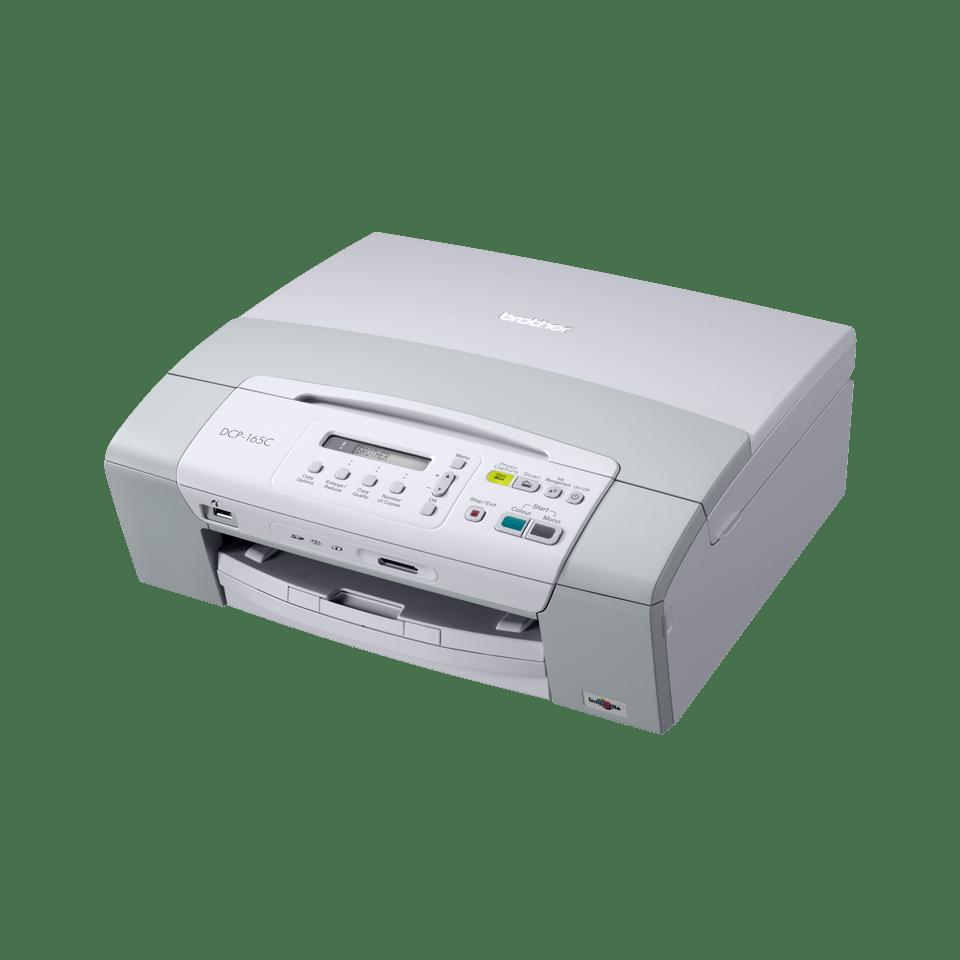 DCP-165C all-in-one inkjet printer
