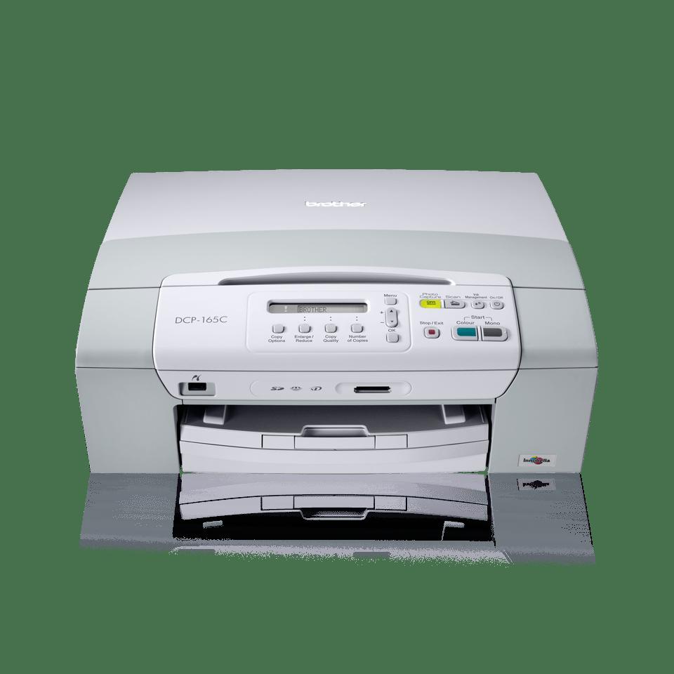 DCP-165C 3-in-1 inkjet printer