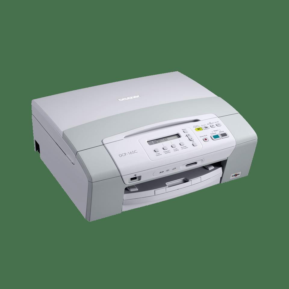 DCP-165C all-in-one inkjet printer 3