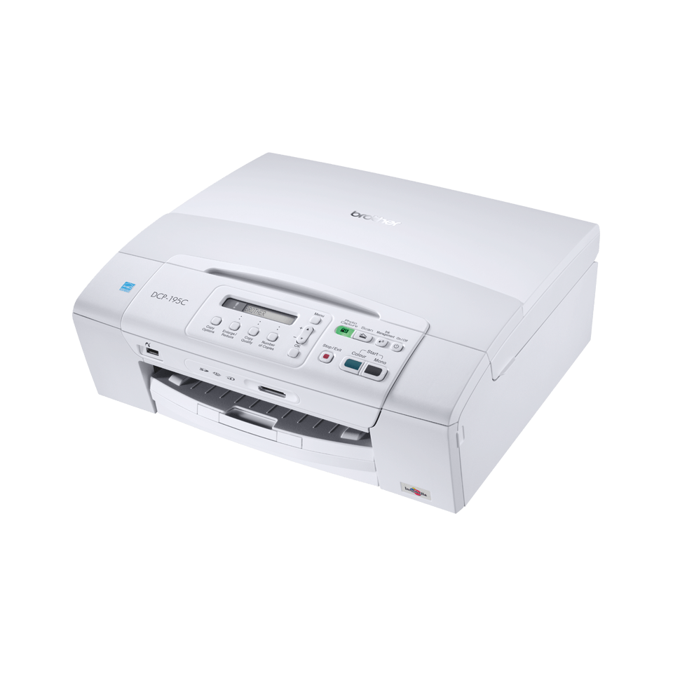 DCP-195C all-in-one inkjet printer