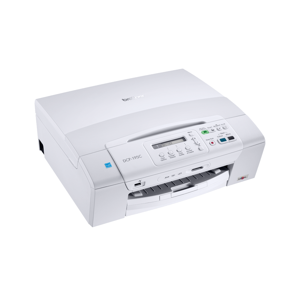 DCP-195C all-in-one inkjet printer 3