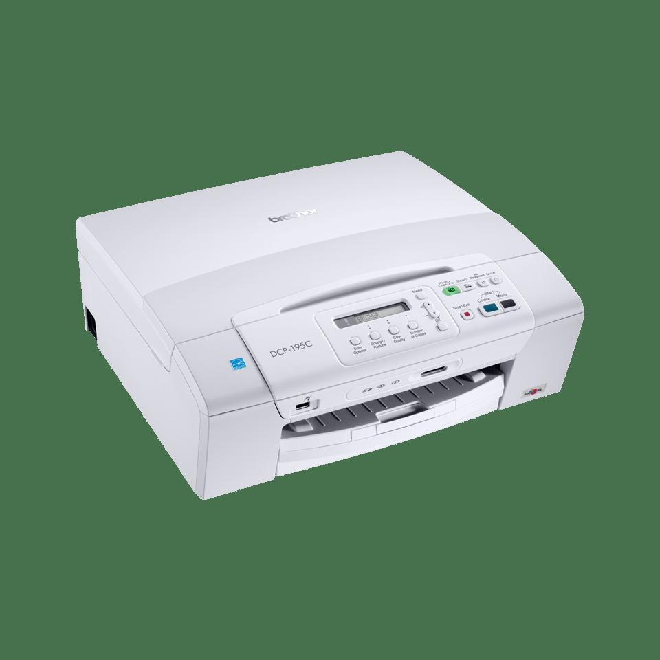 DCP-195C imprimante jet d'encre tout-en-un 3