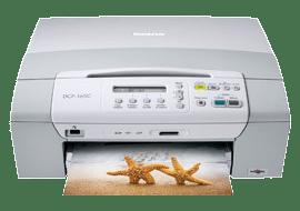 DCP-315CN 3-in-1 inkjet printer