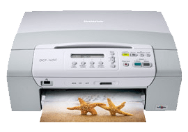 DCP-315CN 3-in-1 inkjet printer