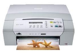 DCP-315CN all-in-one inkjet printer